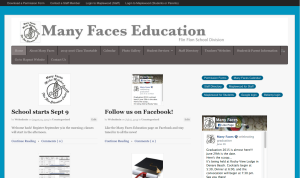Many Faces Education Centre